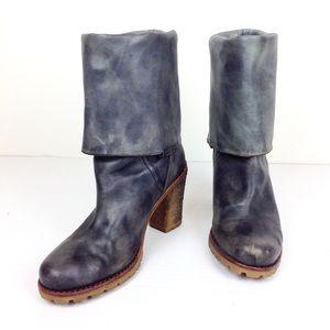UGG Josie II Cuffed Or Tall Boots 8.5 @